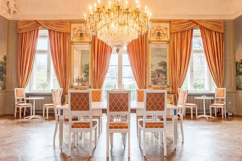 Gartensaal - Herrenhaus Borghorst