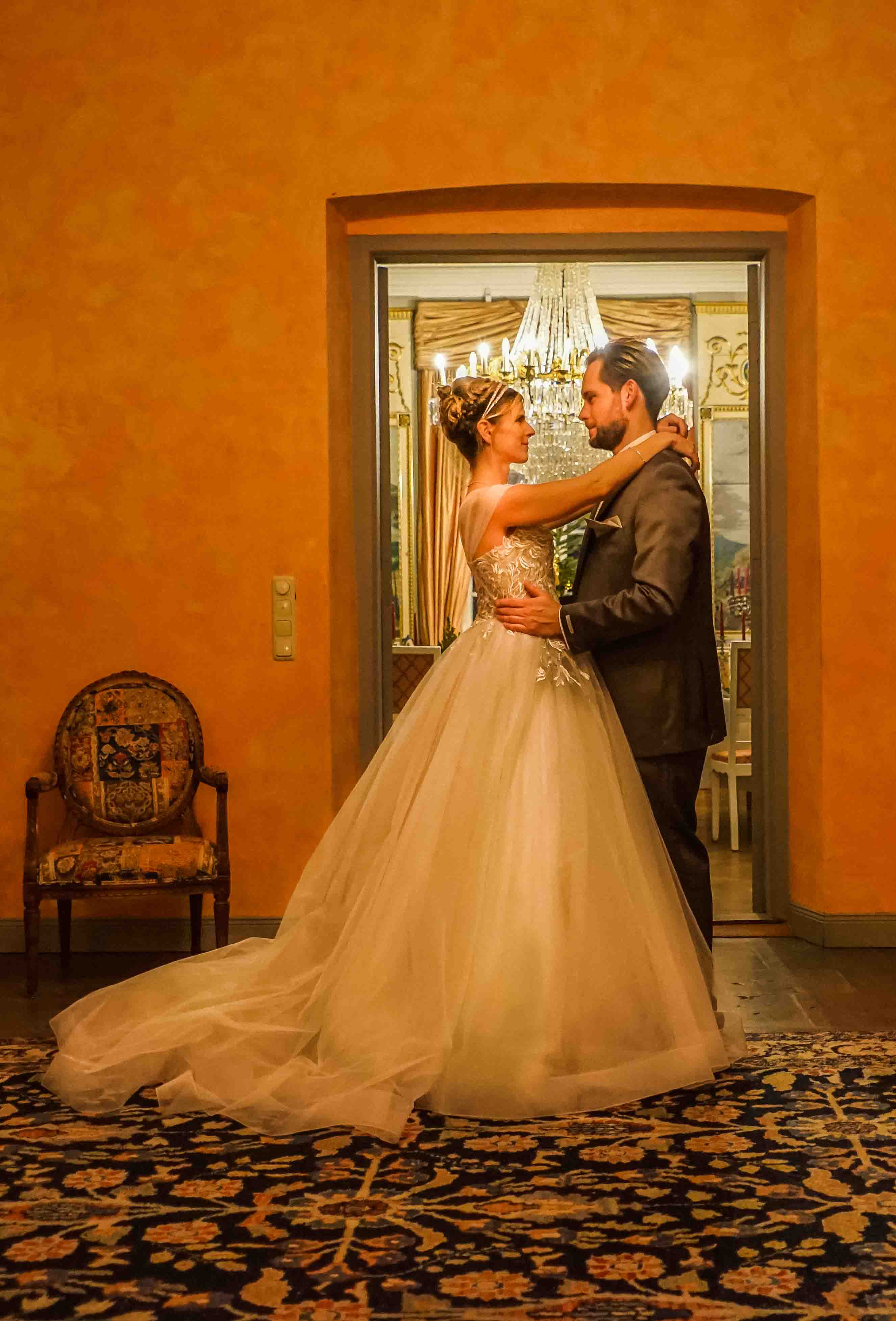 Heiraten im Herrenhaus Borghorst