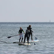 STAND UP PADDLE AN DER OSTSEE - Herrenhaus Borghorst